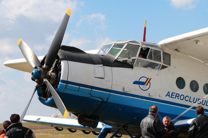 Antonov An-2 Yr-pbi13