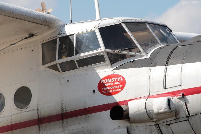 Antonov An-2 Yr-pmy11