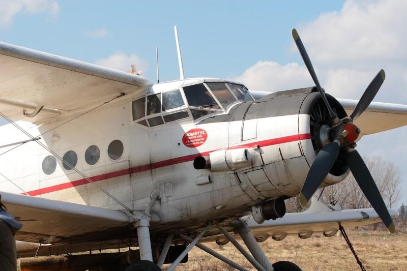 Antonov An-2 Yr-pmy12