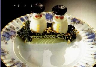 Искусство украшения блюд 238cab10