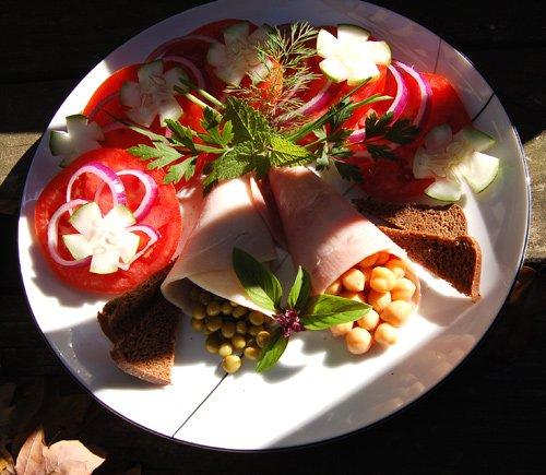 Искусство украшения блюд 84df1e10