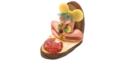 Искусство украшения блюд B506e010