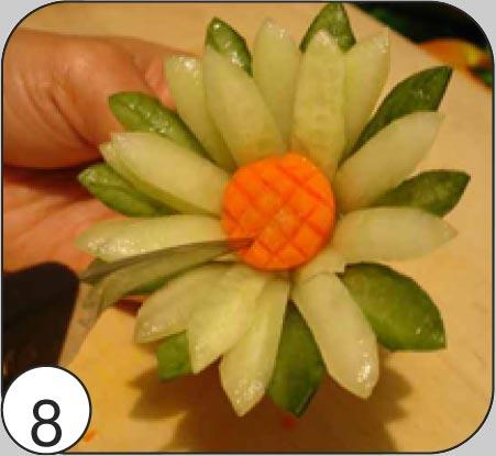Искусство украшения блюд Var2-810
