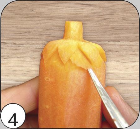 Искусство украшения блюд Var3-410