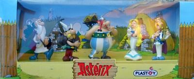 Astérix plastoy 1997 Mini-p22