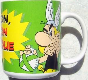 """Tasses et """"Mugs"""" du Parc Astérix Mini-t56"""