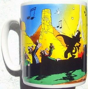 """Tasses et """"Mugs"""" du Parc Astérix Mini-t57"""