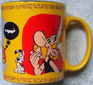 """Tasses et """"Mugs"""" du Parc Astérix Mini-t59"""