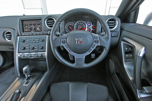 Nissan GTR 10010