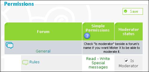 Designate Moderators Fin110