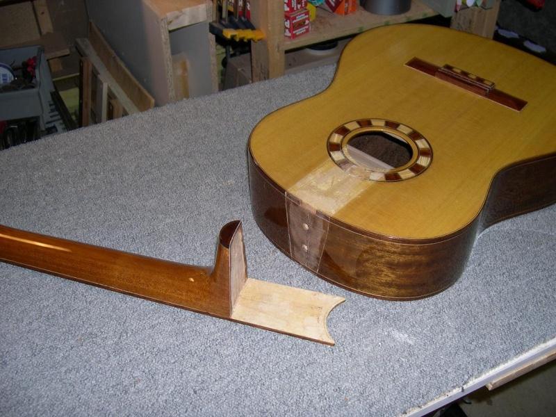 Fabrication d'un dessus de guitare classique Dscn6815
