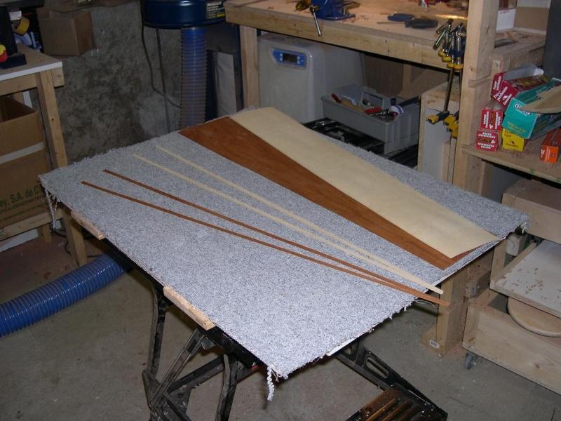 Fabrication d'un dessus de guitare classique Dscn6826