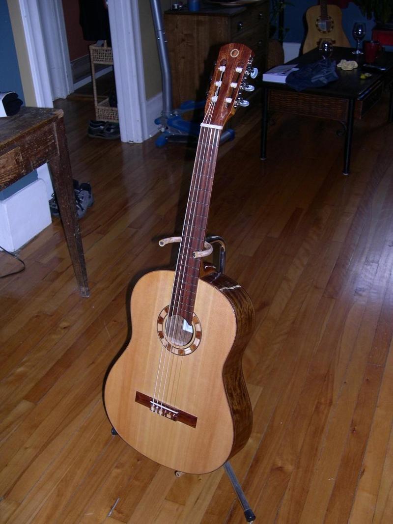 Fabrication d'un dessus de guitare classique Dscn7110