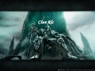Warcraft III Frozen throne CLan RLC (Relic)