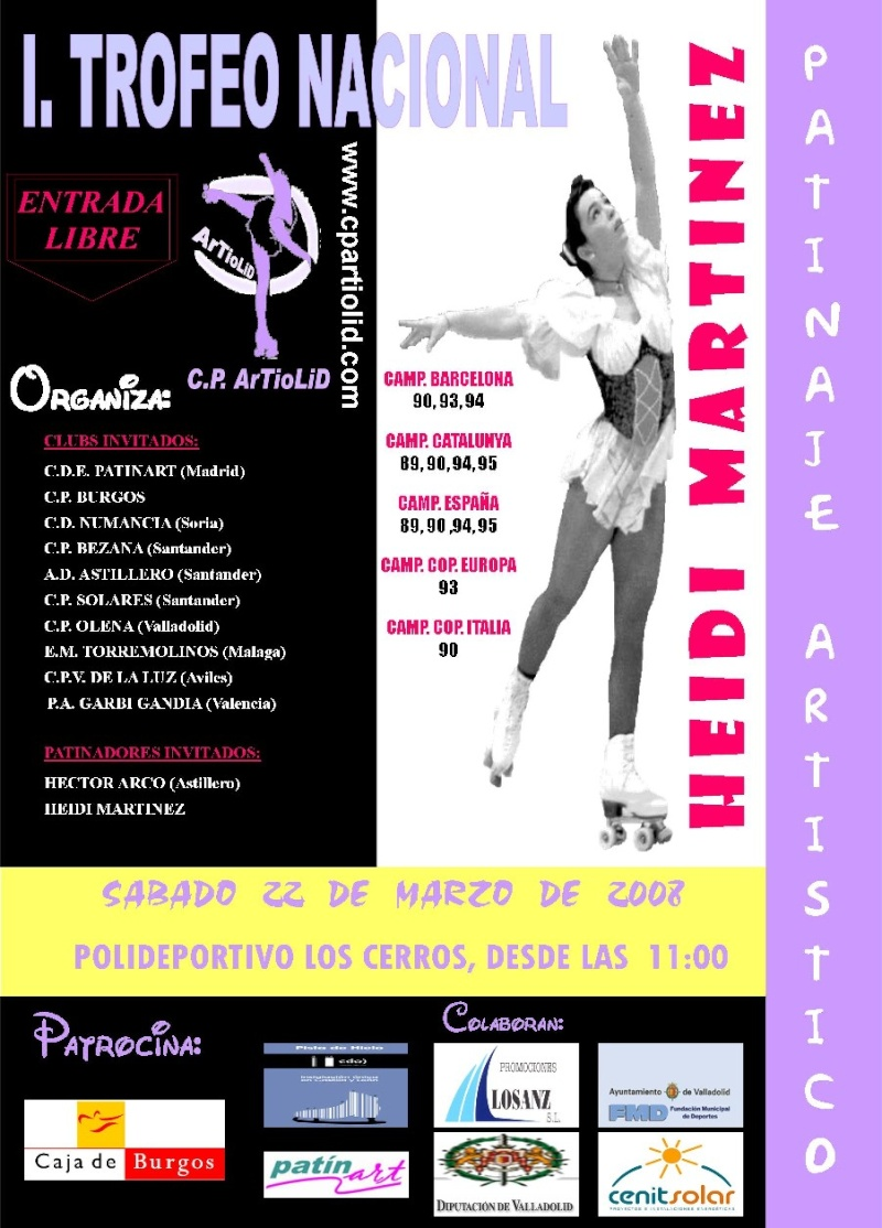 I Trofeo Nacional Heidi Martinez Cartel10