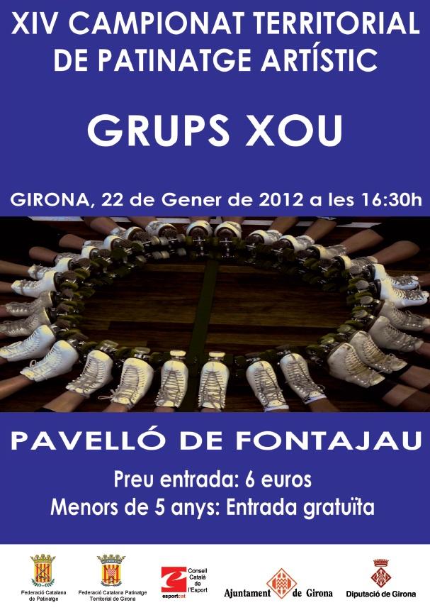 Campeonato Girona Show 2012 Cartel11
