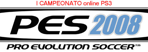 Campeonato online PES 2008 de PS3