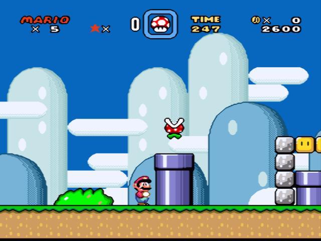 [console] La Super Nintendo Snes_s10