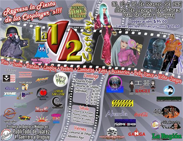 Primer Convencion del 09 La Media Cosplay La_med11