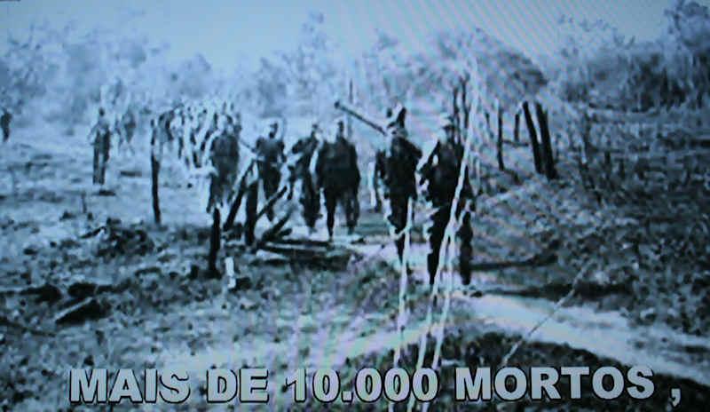 """Guerra do Ultramar: «Os Abandonados» - no """"MEO"""" (televisão) 0414"""
