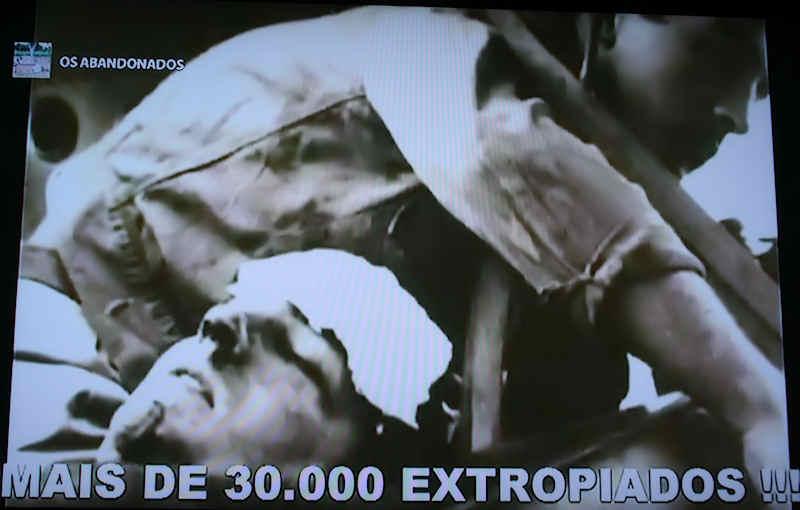 """Guerra do Ultramar: «Os Abandonados» - no """"MEO"""" (televisão) 0611"""