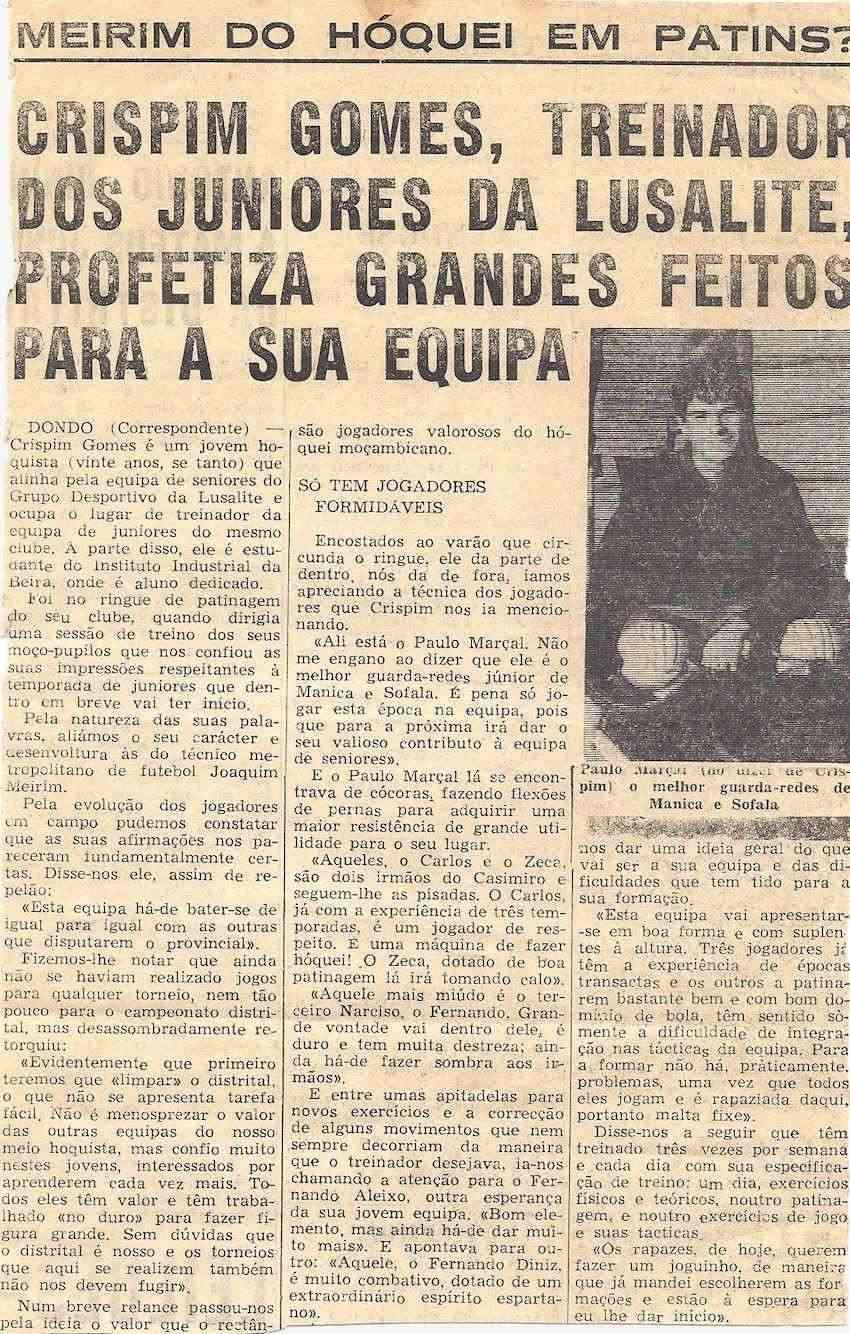 Foi há 40 anos, 5Jun1972, faleceu o Furriel Mil.º de Infantaria Crispim Ferreira Gomes, da 3ª/BCac20 1crisp10