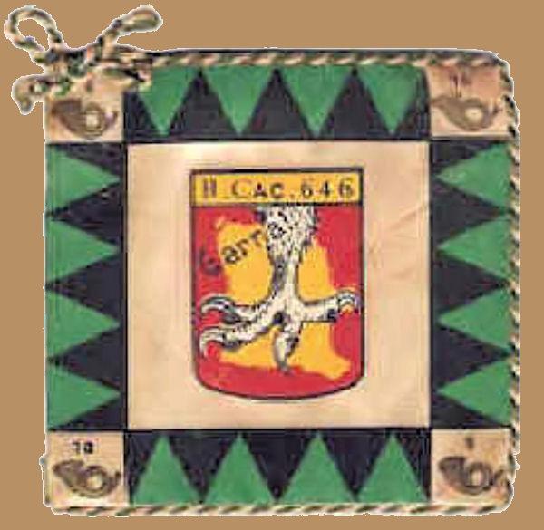 Os eventos da Companhia de Caçadores 610/BCac646 Angola 1964/1966 64610