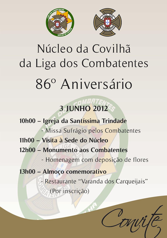 86.º Aniversário - Núcleo da Covilhã da Liga dos Combatentes - 3 de Junho de 2012 86aniv10