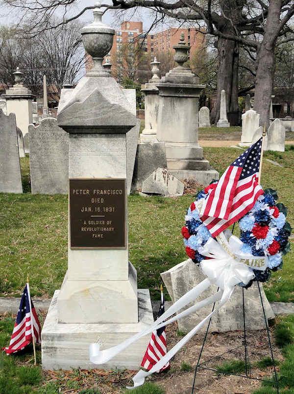Pedro Francisco - Herói da Guerra da Independência dos Estados Unidos da América Att00010