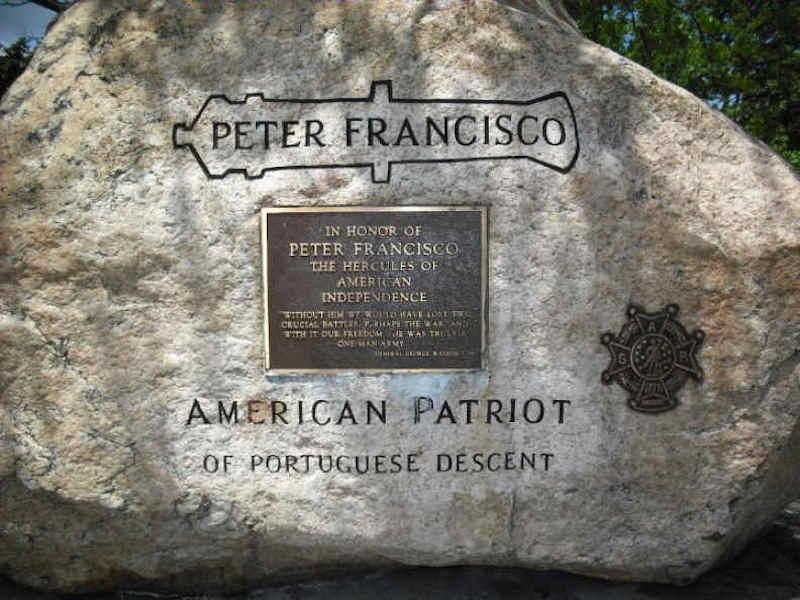 Pedro Francisco - Herói da Guerra da Independência dos Estados Unidos da América Att00016
