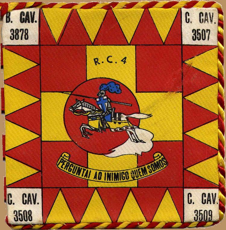 Os veteranos do Batalhão de Cavalaria 3878 regressam a Moçambique Bcav3810