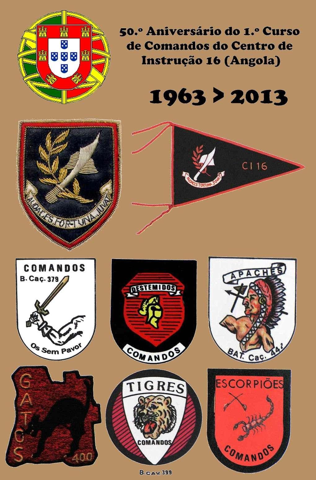 50.º Aniversário do 1.º Curso de Comandos do Centro de Instrução 16 (Angola) Ci16_a10
