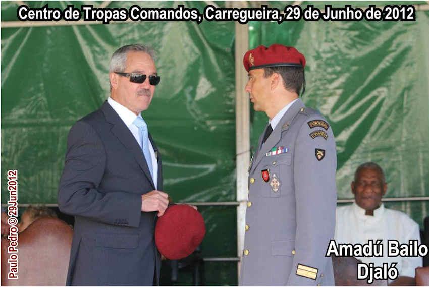 """Amadú Bailo Djaló - """"Guineense, Comando, Português"""" Ctc_2910"""