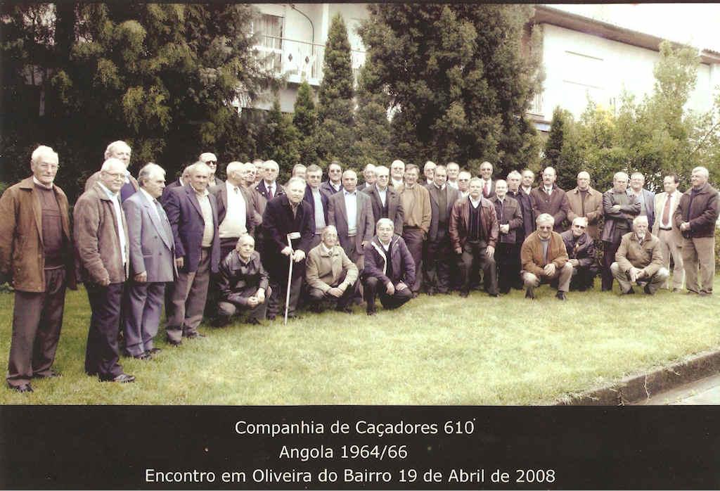 Os eventos da Companhia de Caçadores 610/BCac646 Angola 1964/1966 Image510
