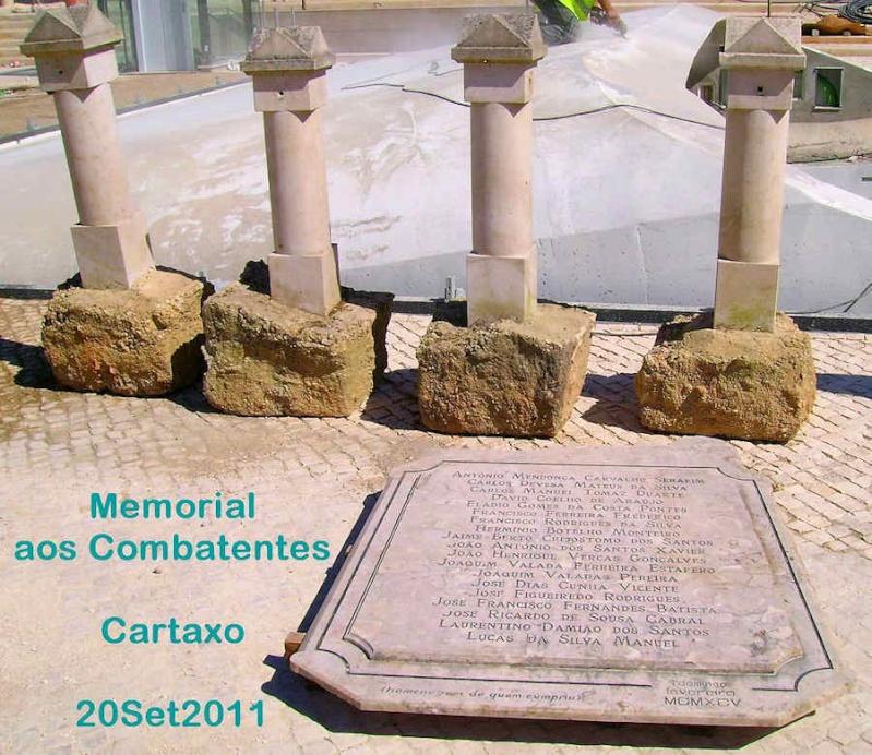 Cartaxo - Monumento aos combatentes Mem-ct11