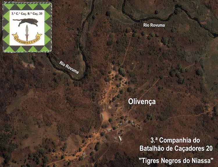 Foi há 40 anos, 5Jun1972, faleceu o Furriel Mil.º de Infantaria Crispim Ferreira Gomes, da 3ª/BCac20 Oliven10
