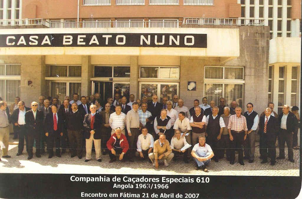 Os eventos da Companhia de Caçadores 610/BCac646 Angola 1964/1966 Va_fat11
