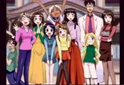 Serie Anime Love Hina 25/25 Lh110