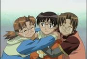Serie Anime Love Hina 25/25 Lh210