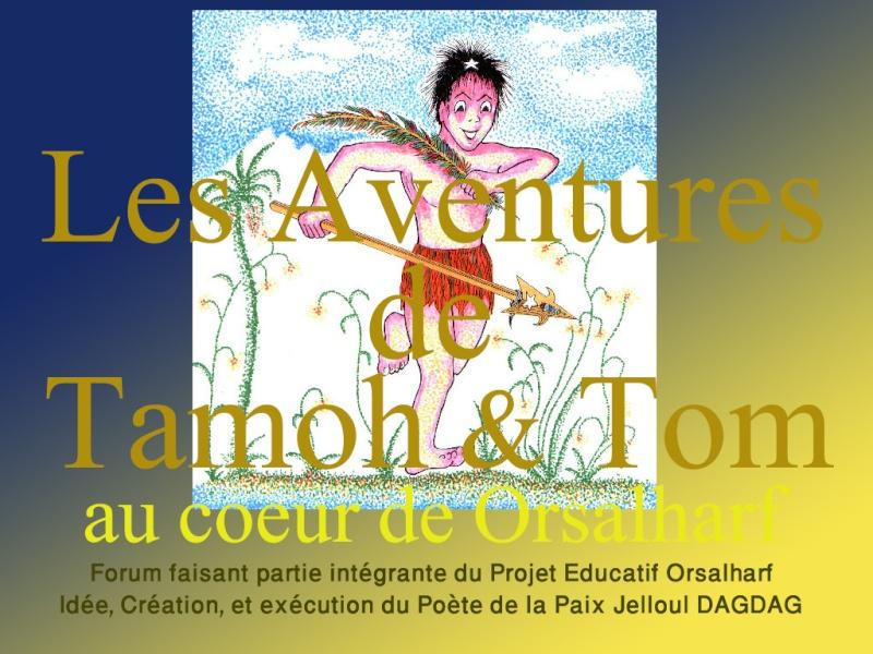 Les Aventures de Tamoh et Tom
