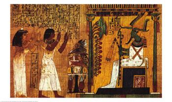 El libro de los muertos. 1500-110