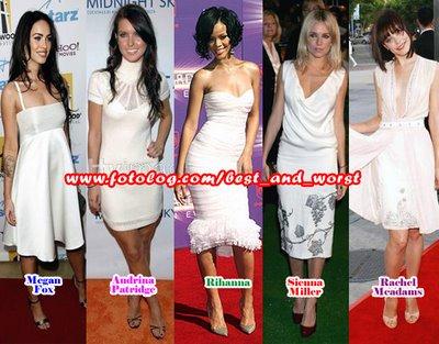 Algunas de las mejor vestidas!! Collag10