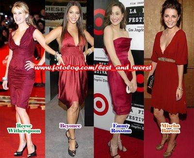 Algunas de las mejor vestidas!! Collag12