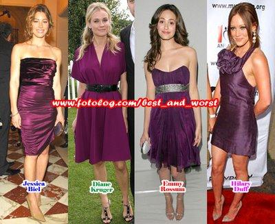 Algunas de las mejor vestidas!! Collag14