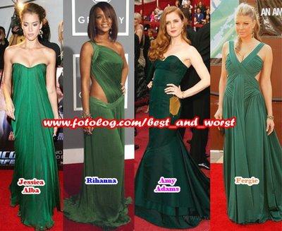 Algunas de las mejor vestidas!! Collag15