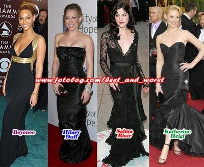 Algunas de las mejor vestidas!! Collag20