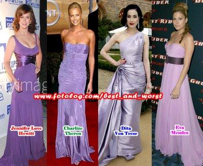 Algunas de las mejor vestidas!! Collag22