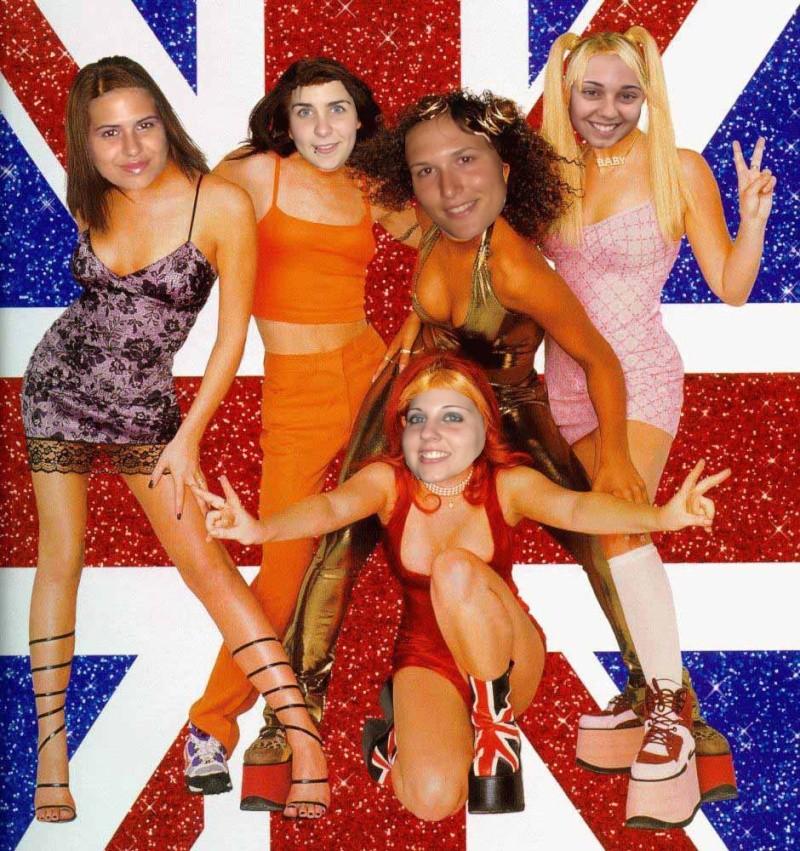 Spice Girls Spiceg10