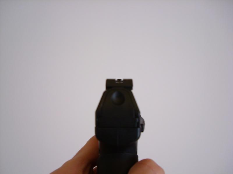 Les pistolets Co2 qui peuvent être équipés d'un silencieux Sl700113