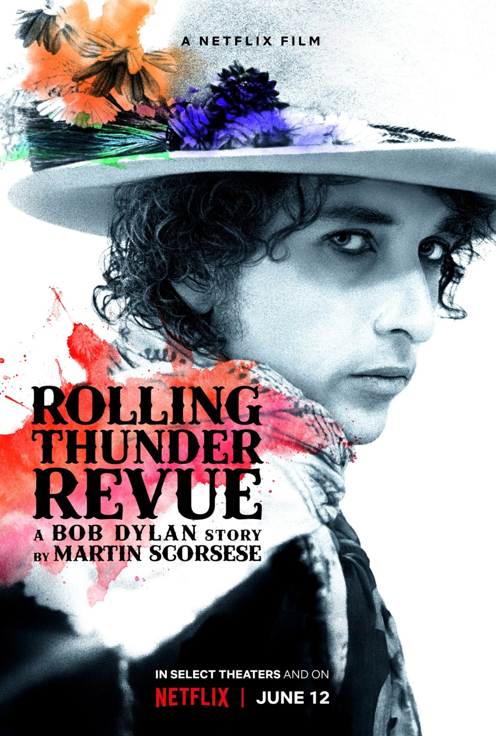 Rolling Thunder Revue: A Bob Dylan Story by Martin Scorsese Dylan-10